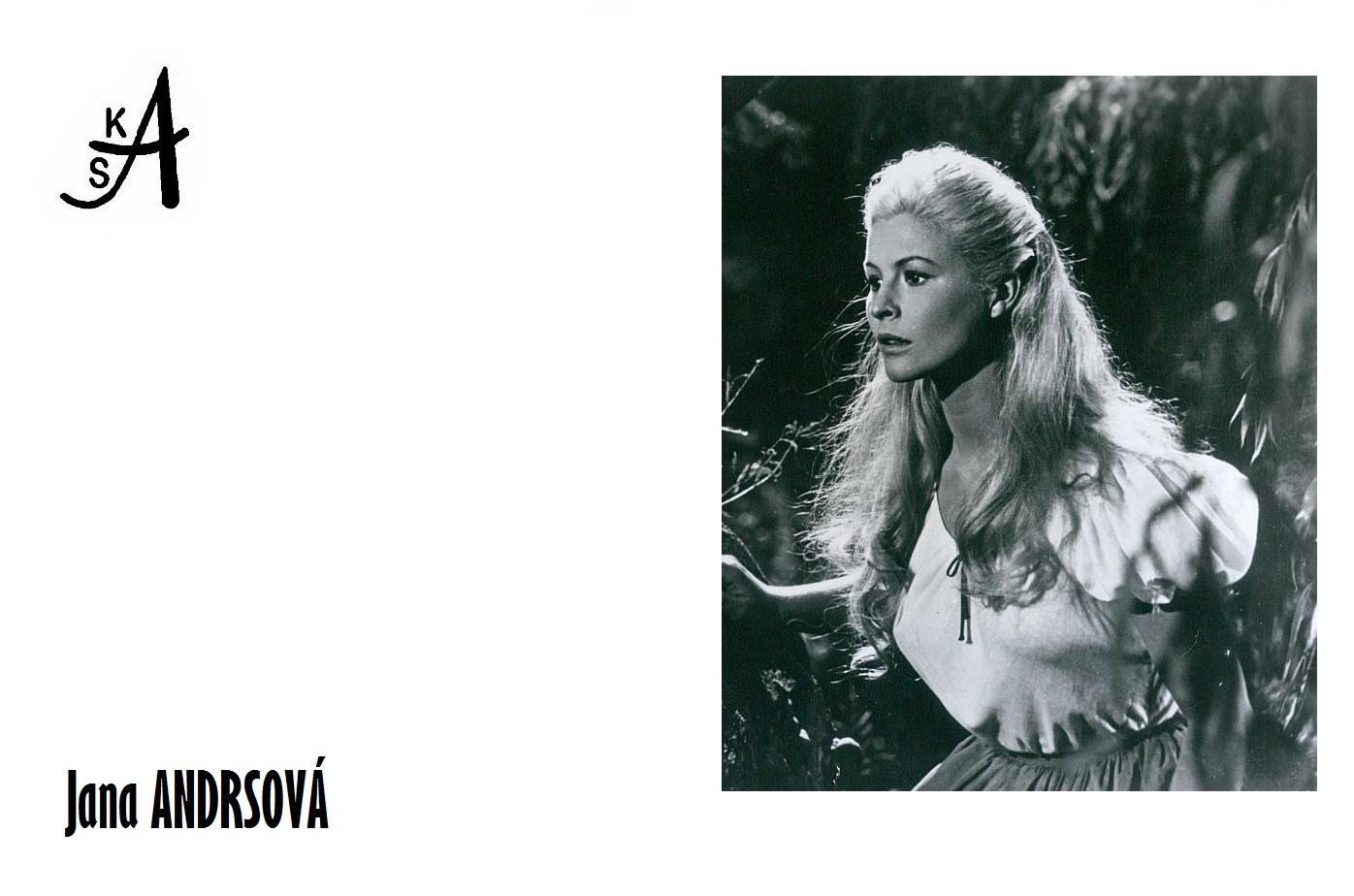 Jana Andrsová